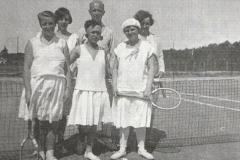 1927-Damenmannschaft