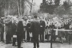 1966-Platzeinweihung