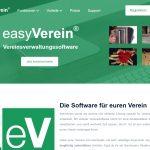 Neue Vereinsverwaltungssoftware